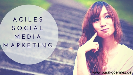 Agiles Social Media Marketing